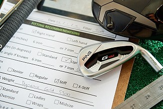 Club fitting checklist